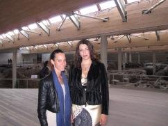 Belinda Joh (Santorini Girl) with Pianist