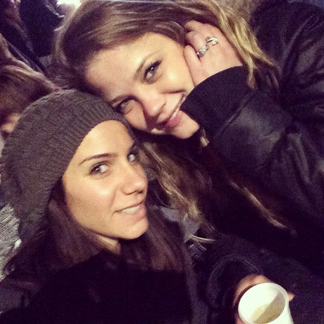 Belinda and Elly